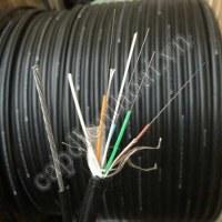 Cáp quang treo 8 sợi hay còn gọi cáp quang treo 8FO,fiber cable 8 core