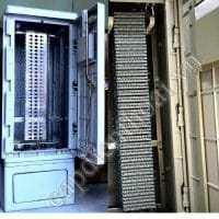 Tủ đấu dây điện thoại 300 đôi phiến krone VN
