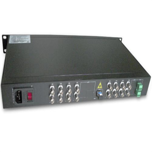 Bộ thu phát 16 kênh Video sang quang SWV61600