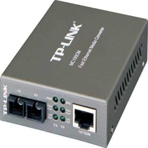 Chuyển đổi quang điện Gigabit SingleMode Converter TP-LINK MC210CS