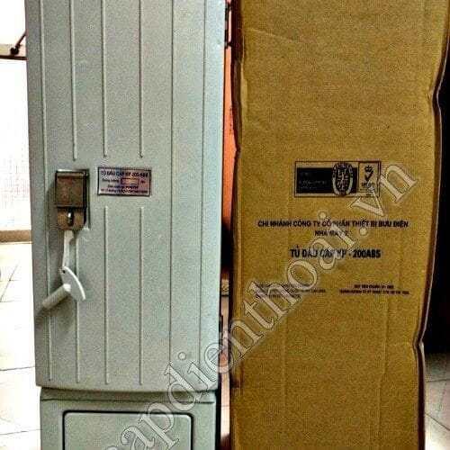 Tủ cáp điện thoại 600 đôi