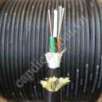 cáp quang ADSS 16 sợi hay còn gọi là cáp quang 16FO, fiber cable 16 core