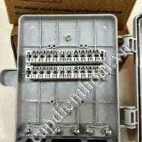 Hộp cáp điện thoại 10 đôi - phiến krone VN