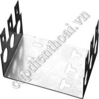 Đế cài, giá Inox gắn phiến – Block 3 phiến