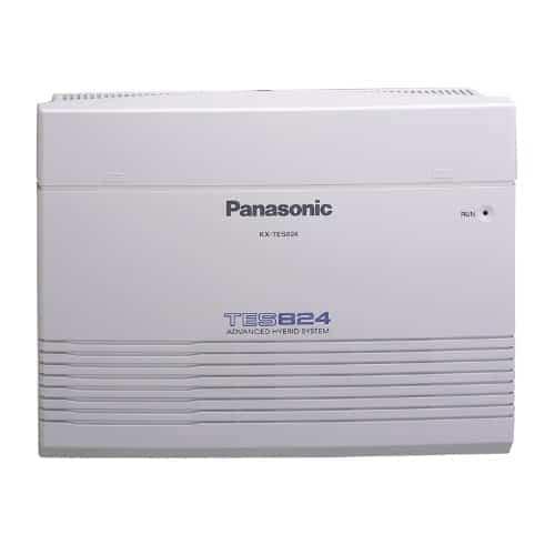 Tổng đài Panasonic KX-TES824 (8 vào 24 ra)