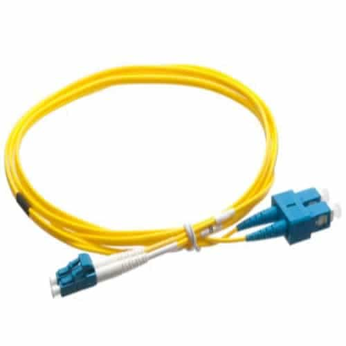 Dây nhảy quang Single-mode SC/APC-LC/APC Simplex/Duplex