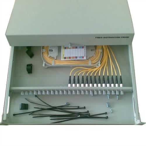 Hộp phối quang ODF 24Fo, 24 sợi, 24 core