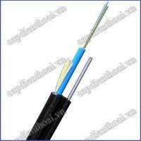 Dây cáp quang 4FO, 4 core, 4 sợi, 4 lõi, ống lỏng (ống đểm lỏng)