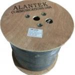 Cáp đồng trục rg6 Alantek, cáp đồng trục alantek rg6