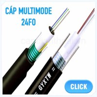 Cáp quang 24Fo MultiMode