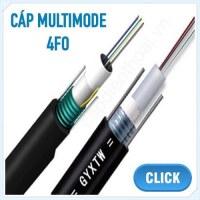 Cáp quang 4Fo Multimode