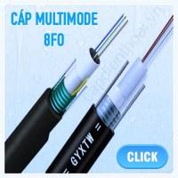 Cáp quang 8Fo MultiMode